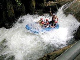 Arum Jeram Sungai Melangit