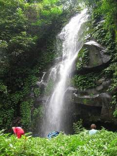 Air Terjun Pujungan