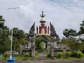 Monumen Lintas Laut Jawa - Bali
