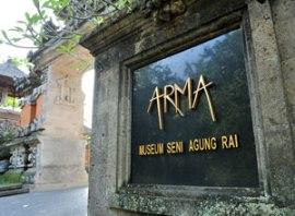 Museum Seni Agung Rai (ARMA)