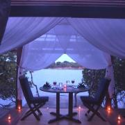 Romantic Dinner at Gazebo 1