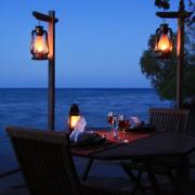 Romantic Dinner at Pantai Restaurant
