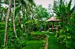 Garden and Bale
